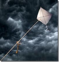 [Franklin kite experiment]