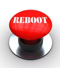[computer reboot]