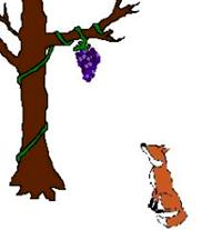 [sour grapes]