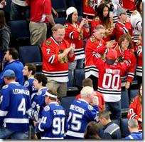 [hockey fans]