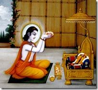 [Bharata meditation]