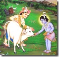 [Krishna and Balarama]
