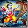 [Krishna and Kaliya]