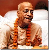 [His Divine Grace A.C. Bhaktivedanta Swami Prabhupada]