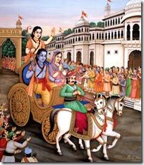 [Leaving Ayodhya]