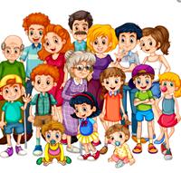 [extended family]