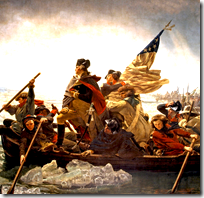 [Washington crossing the Delaware]