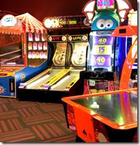 [indoor arcade]