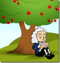 [Newton and gravity]
