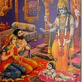 Krishna birth