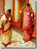 [Kaikeyi and Manthara]