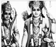 [Rama and Lakshmana]