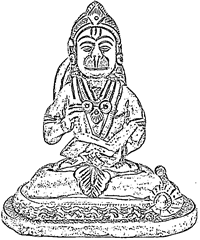 [Hanuman_Reading_Ramayana]