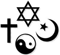 [different religions]