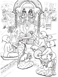 [Bhakti life]