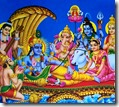 [Vishnu in Vaikuntha]